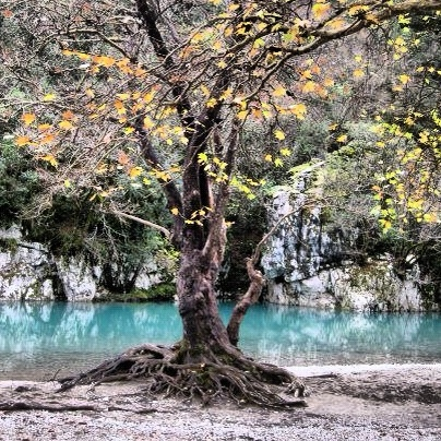 Spectacular view of Vikos river!!!