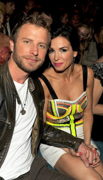 dierks bentley and his wife