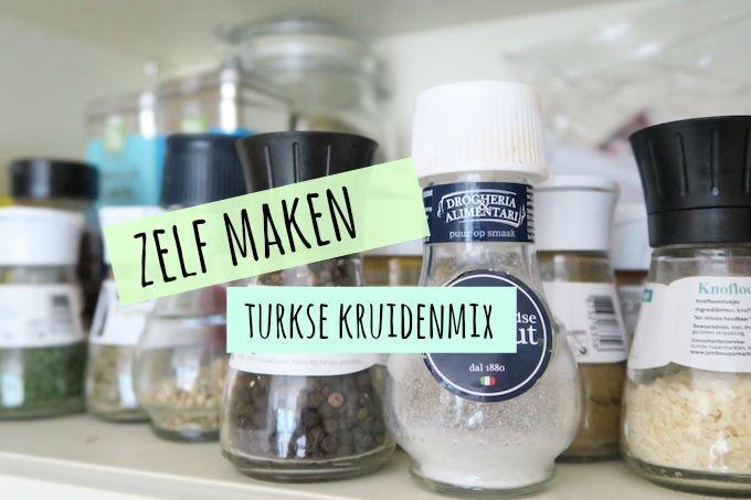 Turkse Kruidenmix zelf maken