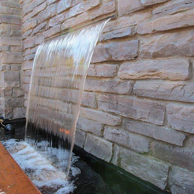 7 best cascada de pared images on Pinterest Wall waterfall - cascada de pared