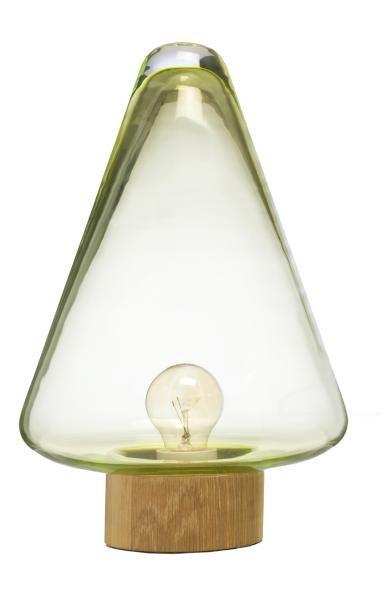 Magnor Glassverk   Gran designlampe stor