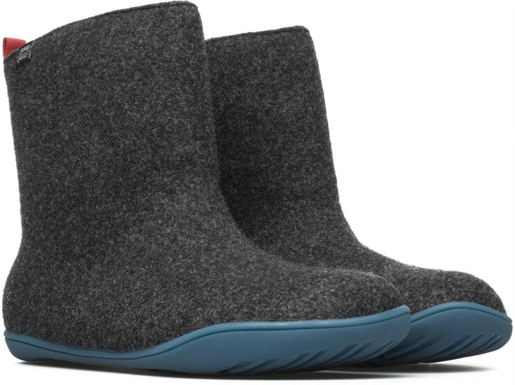 Our Wabi women's boots are a cozy winter option featuring waterproof GORE-TEX® lining and thick wool uppers that keep feet warm and dry all season long.