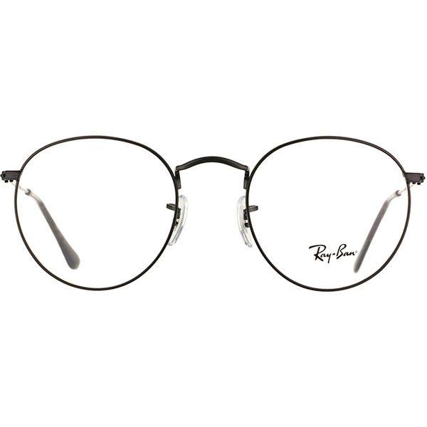 adc886c550 Ray Ban Club Round Optics Eyeglasses