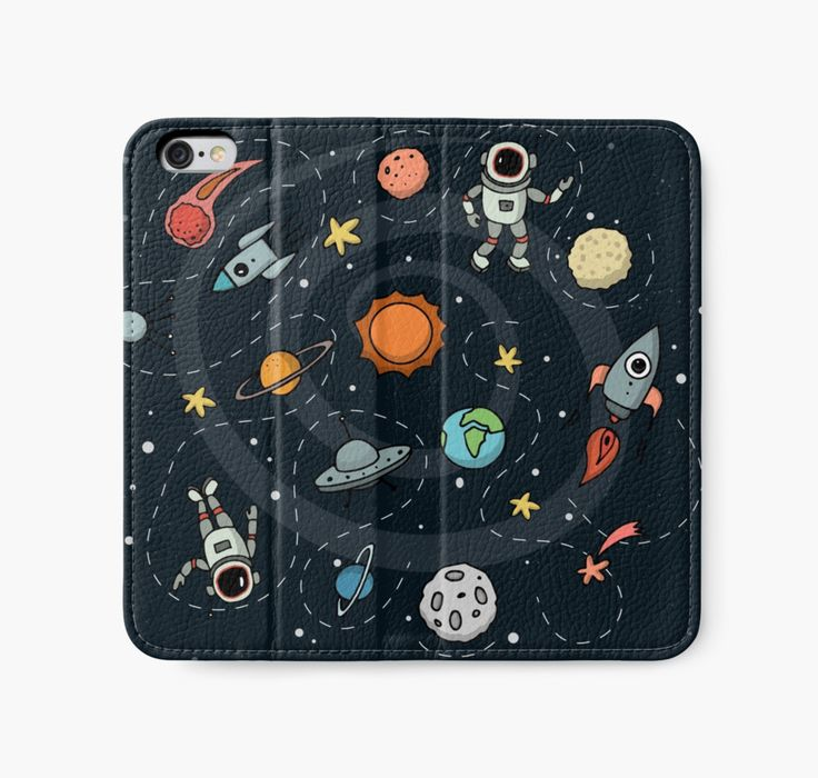 Outer Space Illustration by Gordon White   iPhone 6 Wallet Available @redbubble  --------------------------- #redbubble #sticker #iphone #iphonewallet --------------------------- http://www.redbubble.com/people/big-bang-theory/works/22569162-outer-space-planetary-illustration?p=iphone-wallet&phone_model=iphone_6&cover_type=wallet&type=iphone_6