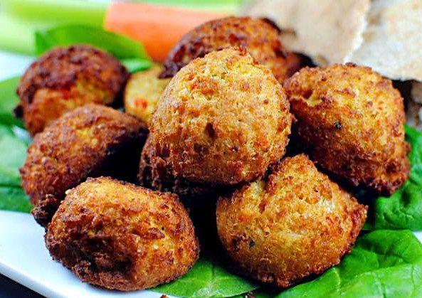 Falafel - Iranian Food - Iranian Food Recipes