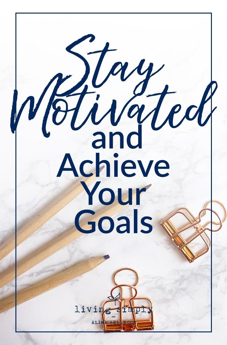 how to set your goals in life