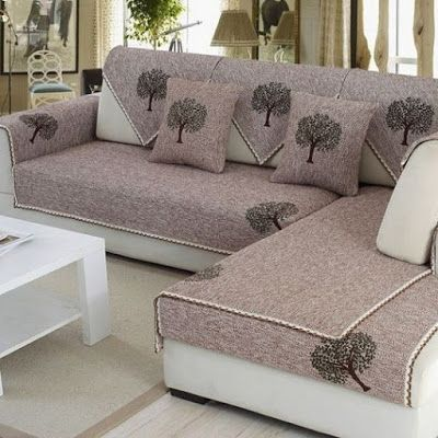 Top 100 Sofa Cover Designs Ideas 2019 2b 252814 2529 Cushions On Sofa Sofa Covers Sectional Couch Cover