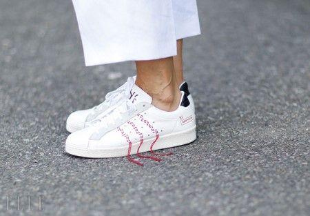 [BY 엘르 코리아] ELLE - 2014년 08월 킬힐은 벗어라 devil wears sneakers 확대보기 2014년 F/W 패션위...