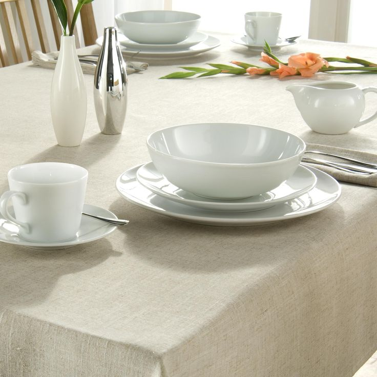 Available To Purchase Online Today In A Choice Of Sizes Our Polylinen Tablecloth Will Make Stunning Addition Your Dining Table