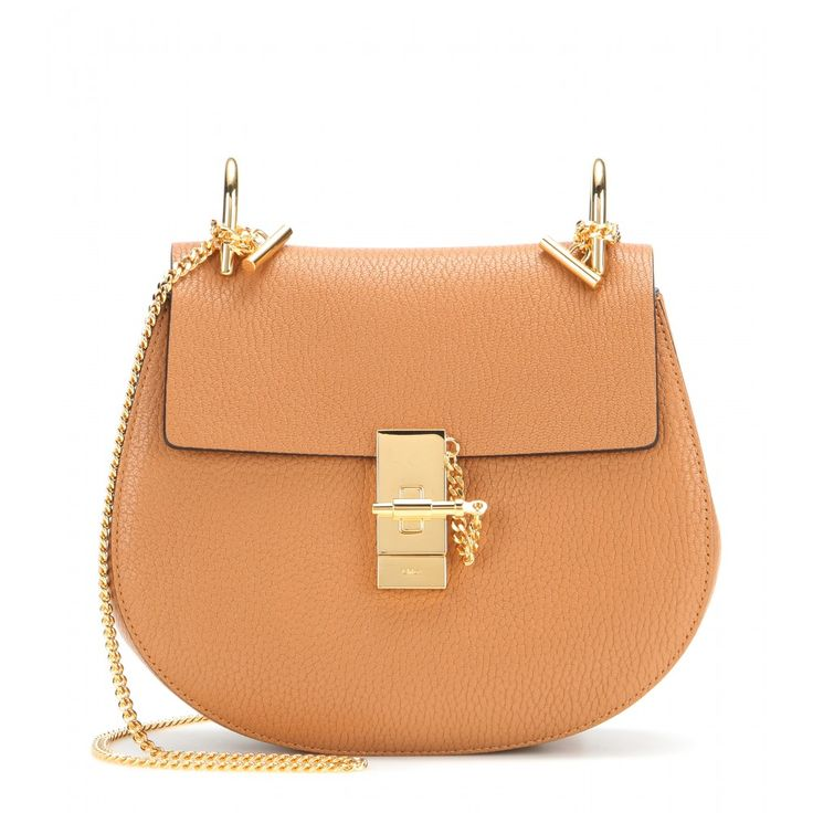 CHLO¨¦ Drew leather shoulder bag \u20ac 1,079 incl. duties, handling ...