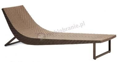 Leżak Leaf (Eco-rattan) - http://www.meble.ogrodowe.net/lezaki/lezak-leaf-eco-rattan.html