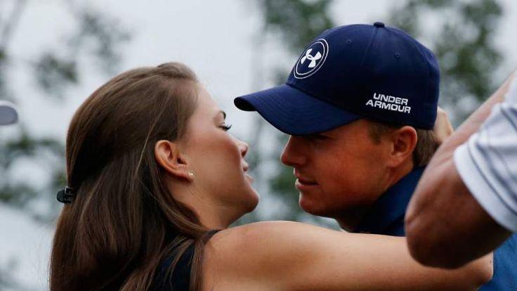 Was Jordan Spieth's Girlfriend at the U.S. Open? Jordan Spieth Girlfriend  #JordanSpiethGirlfriend