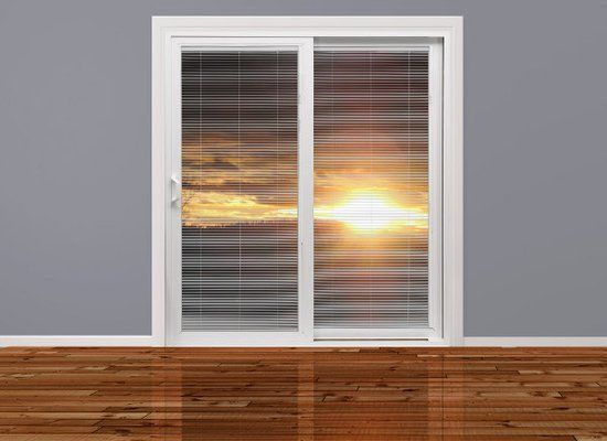 Best 10 Is Built In Patio Door Blinds A Good Choice Ideas On