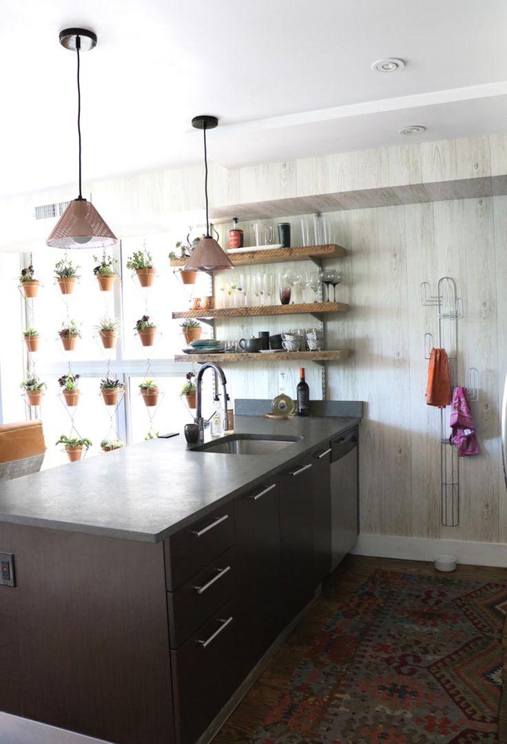 3287 best design sponge sneak peeks images on pinterest - Brooklyn apartment interior design ...