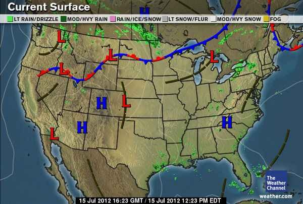National and Local Weather Forecast, Hurricane, Radar and Report