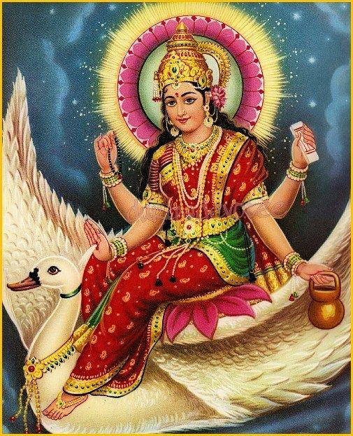 Jai Shri Brahmani Mata