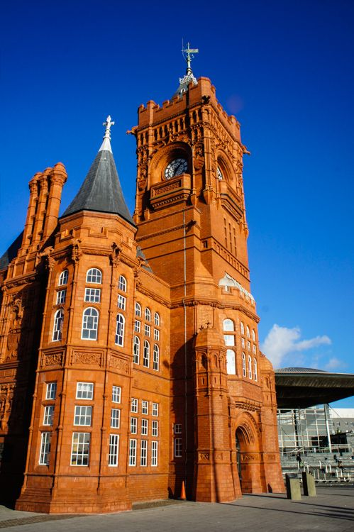 Cardiff Bay's Architecture | The Travel Tester