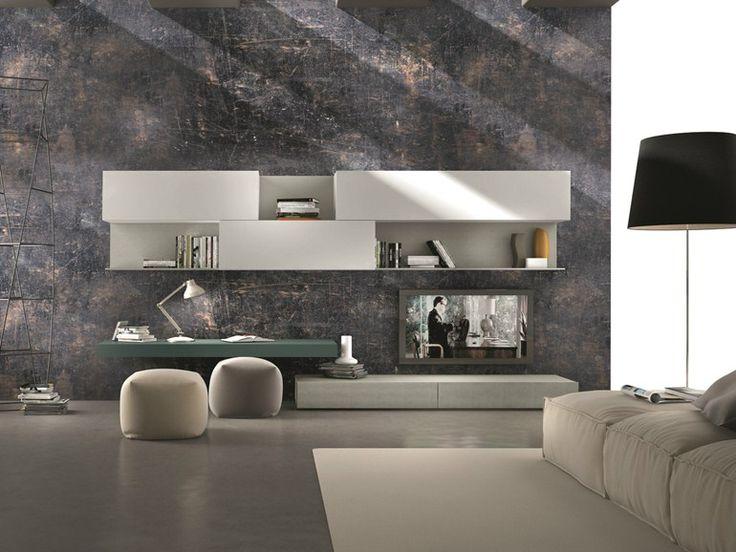 Oltre 1000 idee su Tv A Muro su Pinterest  Montaggio tv a parete, Pensili per la tv e Parete ...
