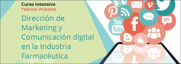 II Edición en Dirección de marketing y comunicación digital en la industria farmacéutica