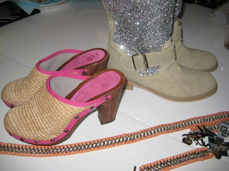 Seasons Mode heeft een Gaudi laarzen! Kom ze snel bekijken