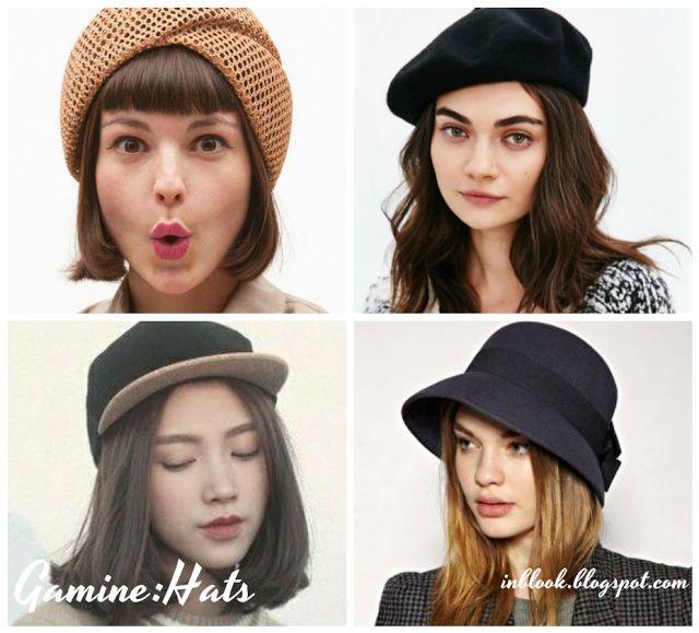 Gamine Hats Inblook: Чистый гамин / Gamine. Рекомендации.
