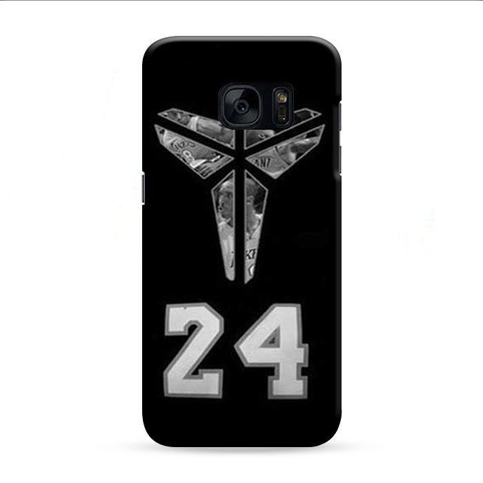 La Lakers Kobe Symbol Samsung Galaxy S7 Edge 3D Case