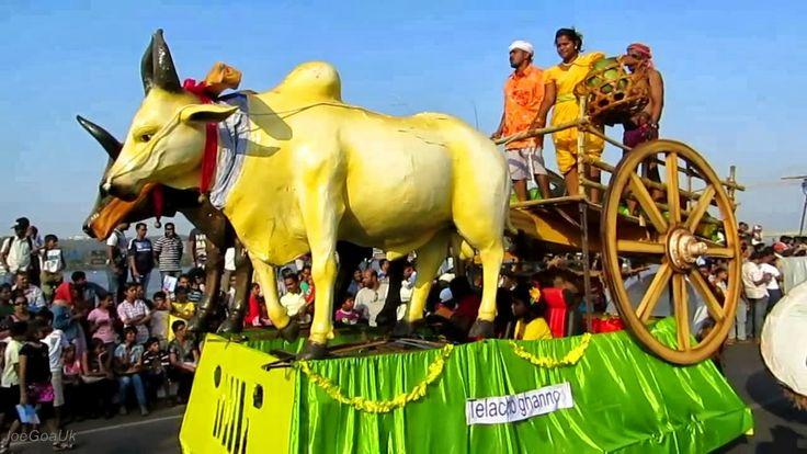 goa carnival festival in goa