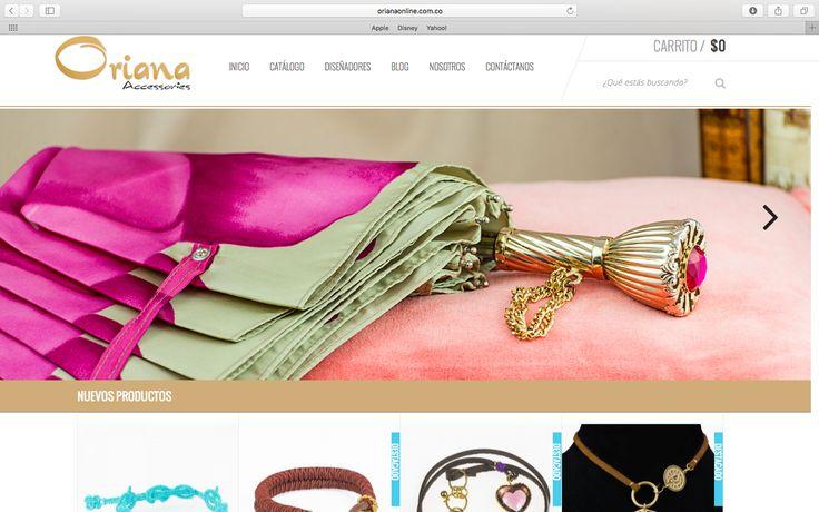 En nuestra boutique online www.orianaonline.com.co encontrarás estas bellas piezas y muchas más