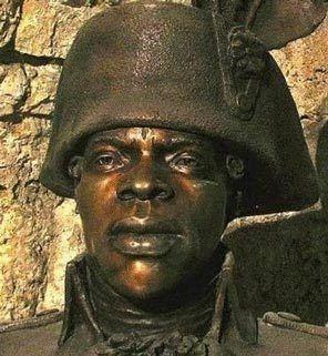 Toussaint L'Ouverture, Haiti's national hero was born slave a lead revolutionary uprising in Haiti.