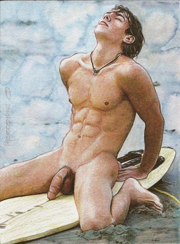 tumblr nude male art