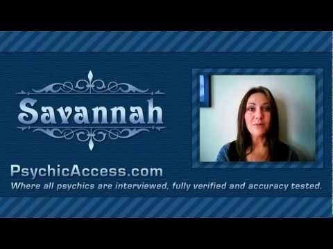 Savannah at PsychicAccess.com