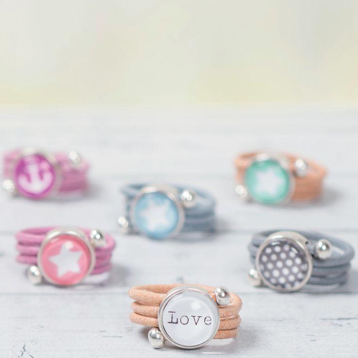 37 besten Ringe selber machen Bilder auf Pinterest