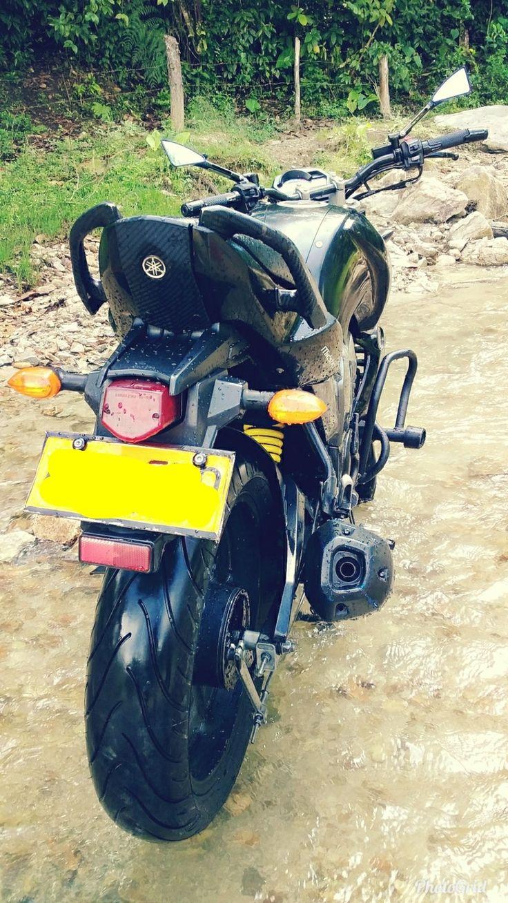Fz16 CriSar Super bikes, Fz 16, Motorcycle