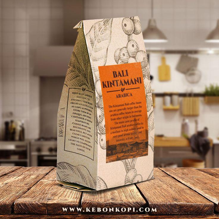 KebonKopi Arabica Coffee - Kopi Arabika Bali Kintamani |   Call SMS Whatsapp 081915483514 |  #kopi #kopiindonesia #kopiarabica #coffee #arabicacoffee #coffeepackaging #kopibali #kintamani