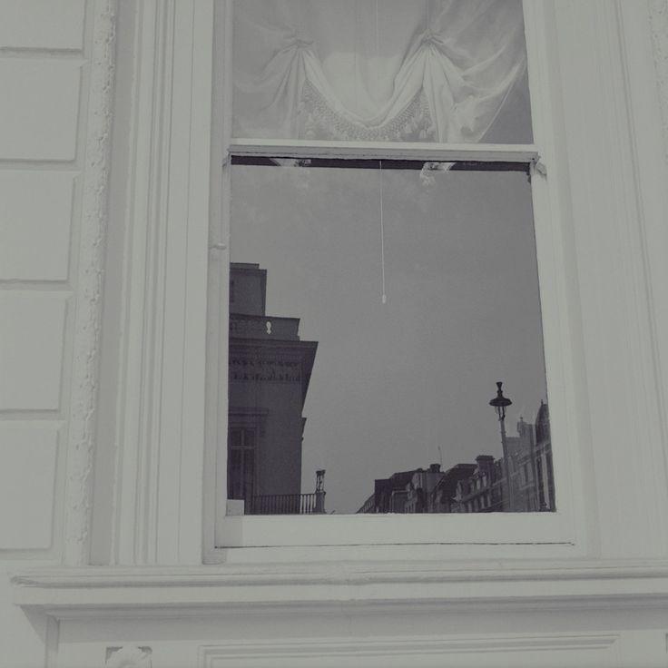 window, London by Bas Adriaans, via 500px