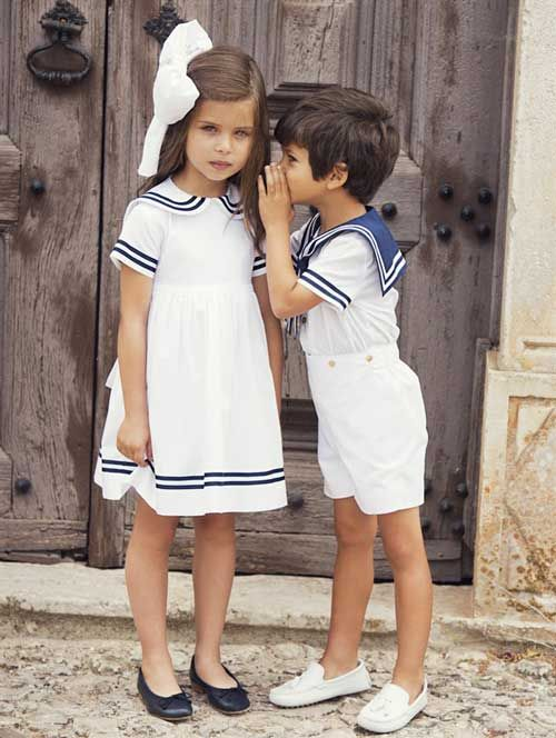 Oscar de la Renta Childrens Wear Spring Summer 2013--What we will sell