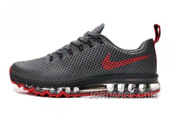 www.jordanse.com/... NIKE AIR MAX MOTION MENS GRAY RED Only 79.00€ , Free Shipping!