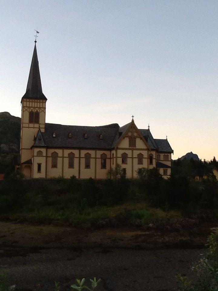 Lofotkatedralen, Kabelvåg, Norge