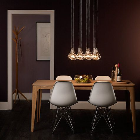 Buy John Lewis Jensen Dangle Cluster Ceiling Light 16 Online At Johnlewis