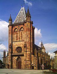 Niederhaslach Alsace/france