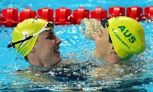 After a somewhat disappointing overall team performance at 2012 Olympics Australian swimmers are all set for Rio including Bronte and Cate Campbell