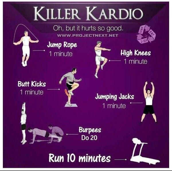 Easy enough cardio at home  http://instagram.com/p/gSs_9gttcC/