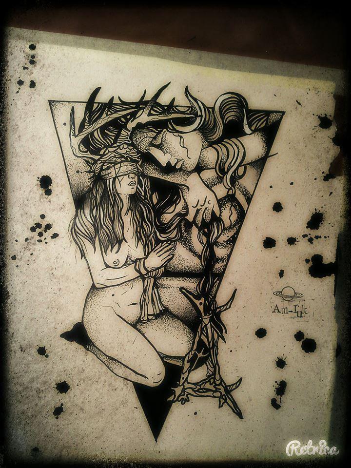 201 best tattoos images on pinterest tattoo ideas deer for True detective tattoo