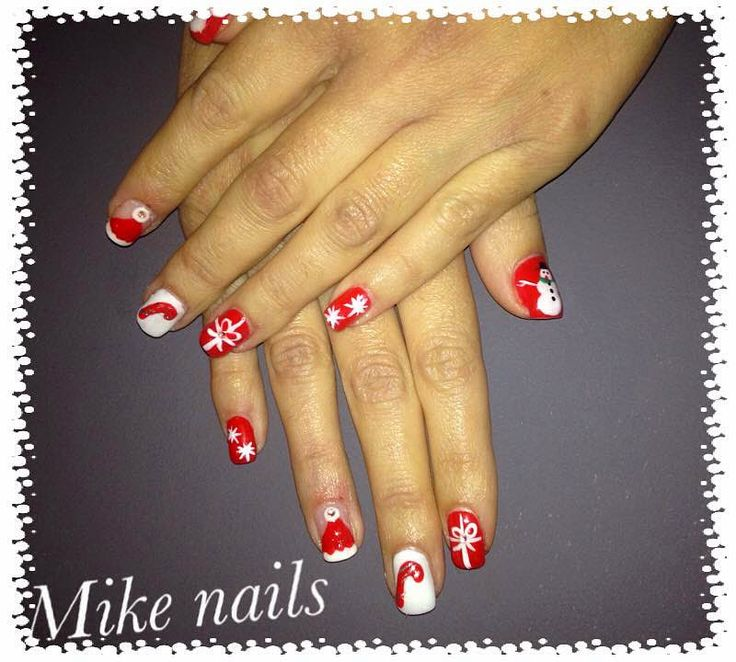 Mike nails
