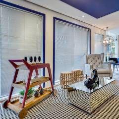 Salas de jantar: idéias, inspirações, fotos e design de interiores   – salas móveis
