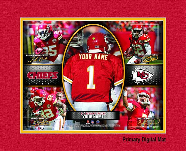 32 Best Personalized Nfl Football Action Collage Print