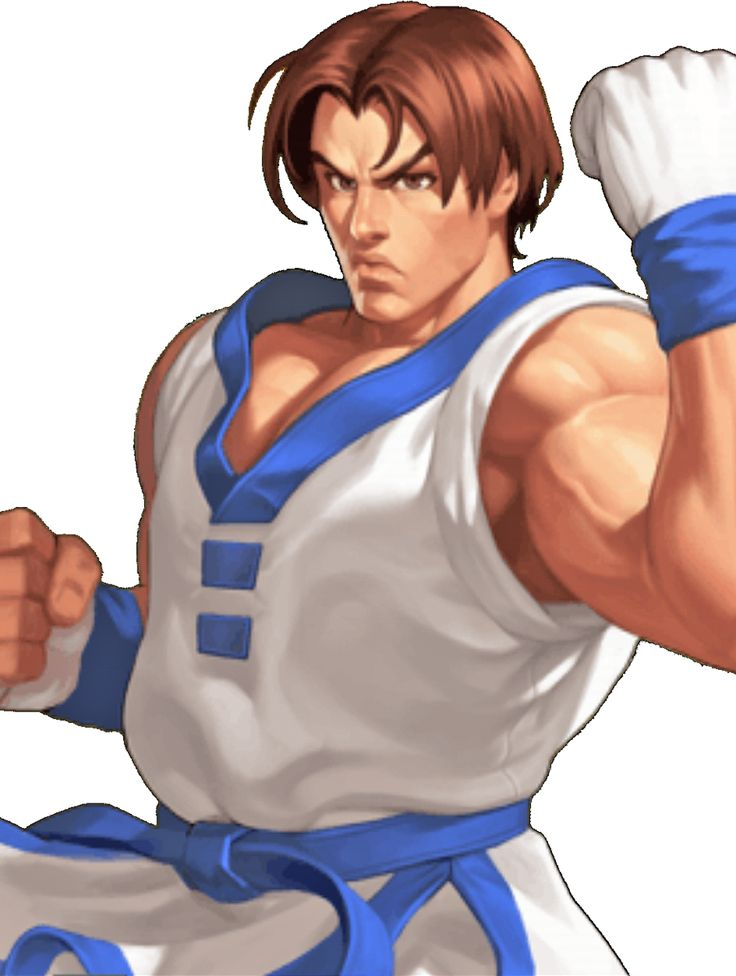King of Fighters 98 UM OL Kim Kaphwan by hes6789