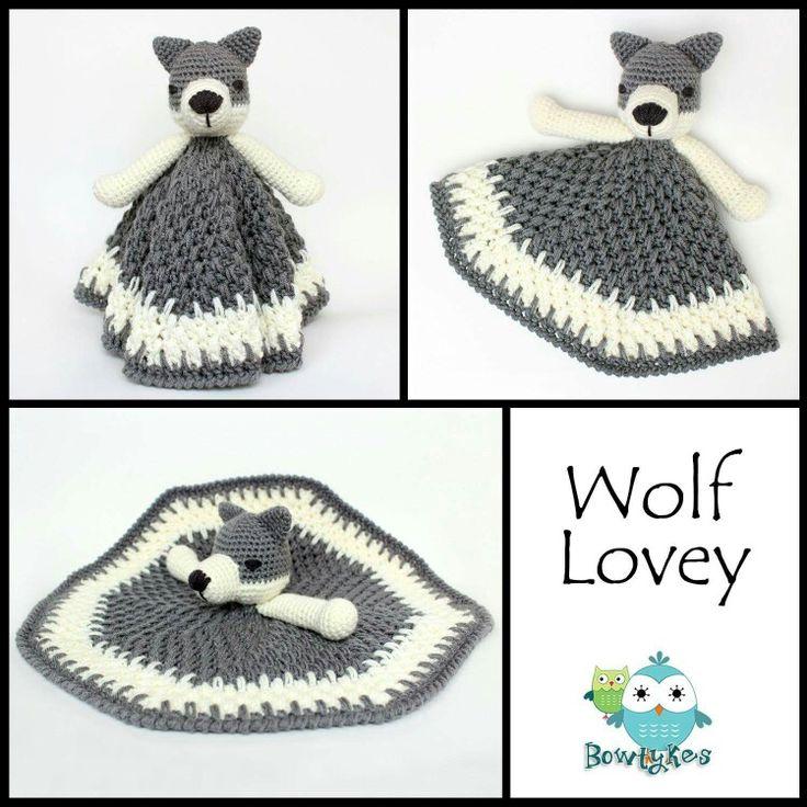 Mejores 122 imágenes de crochet loveys en Pinterest | Manta de ...