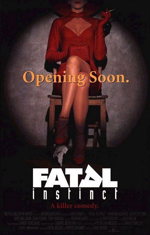 Fatal Instinct Movie Poster