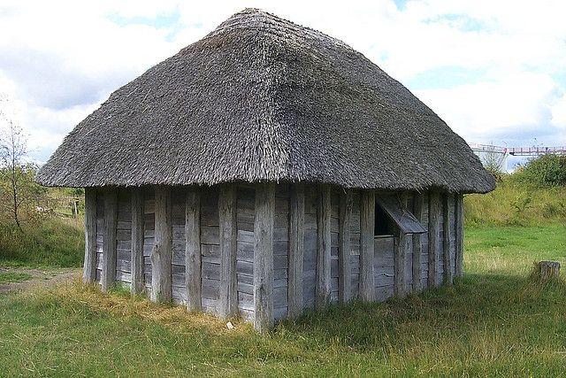 Medieval hut in Bede's World, Jarrow | Flickr - Photo Sharing!